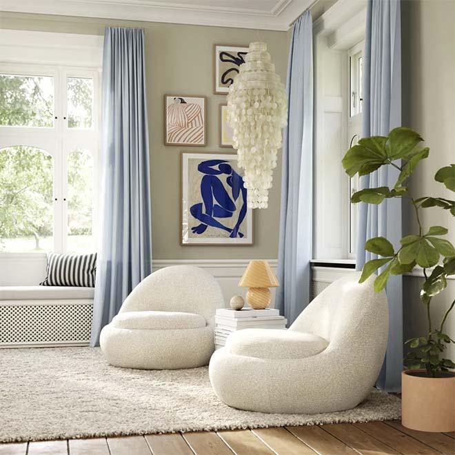 Sofacompany serveert de perfecte zomercocktail voor een zen-interieur