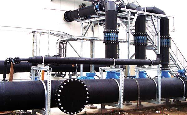 Polyethyleen buizen zorgen voor een kwalitatief hoogwaardig ventilatiesysteem