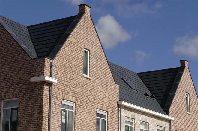 BMI Belgium produceert enige betondakpan van Belgische makelij