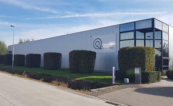 Overname Quality Pumps & Machines België