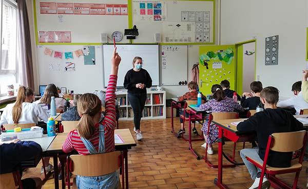 CO2-niveau geregeld te hoog in Antwerpse klaslokalen, zelfs met ramen open