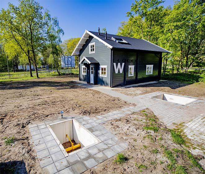 Eerste waterstof demohuis in Nederland geopend