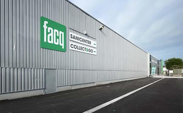 FACQ opent eerste Sanicenter nabij Antwerpen