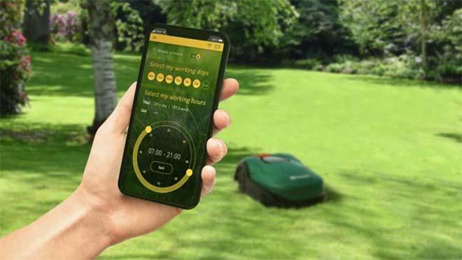 Tuinmonitor 2021: de toekomst van robots in de tuin