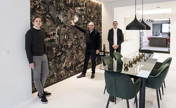 Floorcouture opent nieuwe showroom als belevingsruimte in Wijnegem