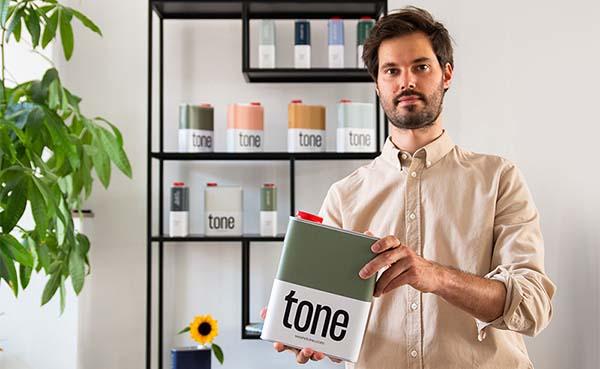 Vlaams Verfblik genomineerd door European Design Awards