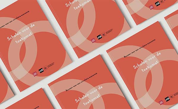 VUB architecten publiceren handleiding voor circulaire schoolgebouwen