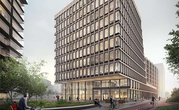 AM en Equity Estate bundelen krachten in Crossover Zuidas Amsterdam