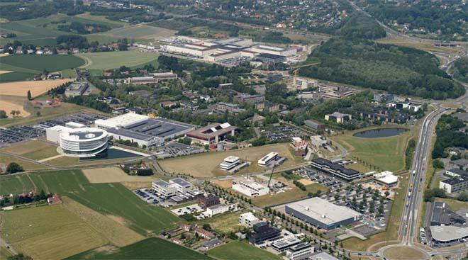 Kortrijkse kantorenmarkt heeft nog ruinte voor 100.000 m2 extra kantoren