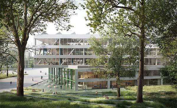 Consortium VRT Morgen bouwt nieuwe VRT-gebouw