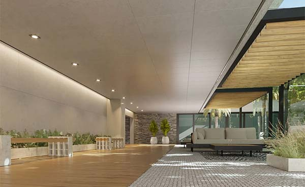 Concrete Veneer: waar beton en perfecte akoestiek samenkomen