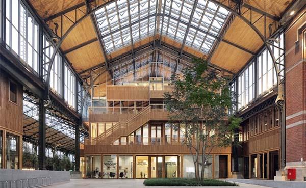 Gare Maritime wint Belgian Building Award 2021 in categorie Utility Building
