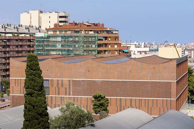 SPORTCOMPLEX CAMP DEL FERRO in Barcelona