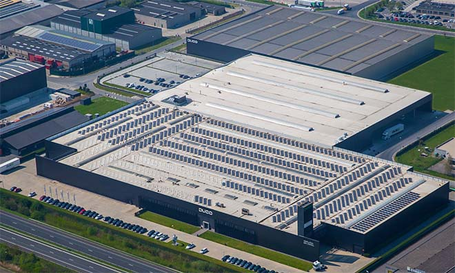 Duco bundelt krachten met Daikin voor internationale expansie