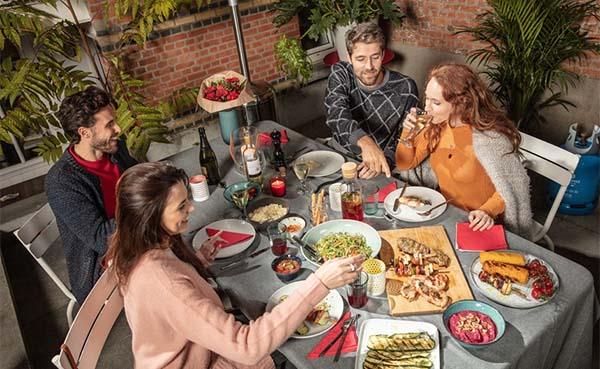 Maak het jezelf gemakkelijk met EasyBlue voor je gasbarbecue!