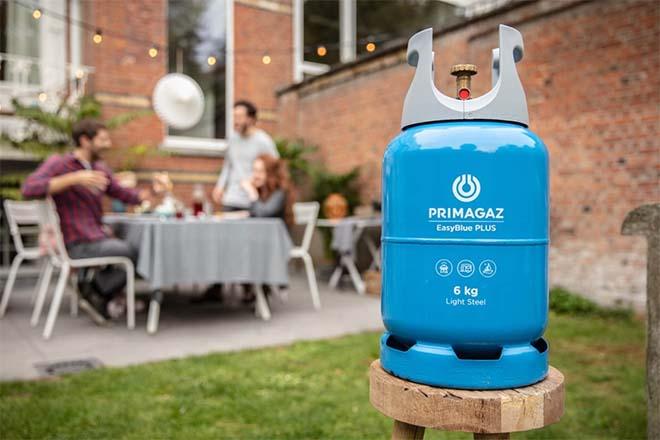 Primagaz - Maak het jezelf gemakkelijk met EasyBlue voor je gasbarbecue!