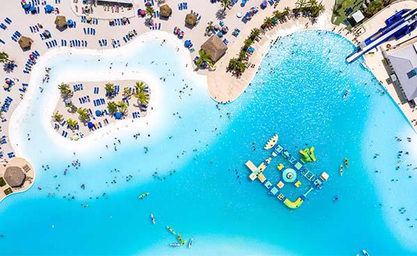 Revolutionair nieuw Spaans resort in Caraïbische sfeer