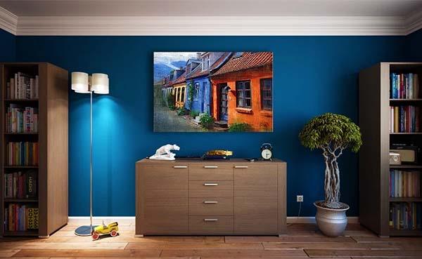 Eenvoudig meer diepte en contrast in jouw interieur