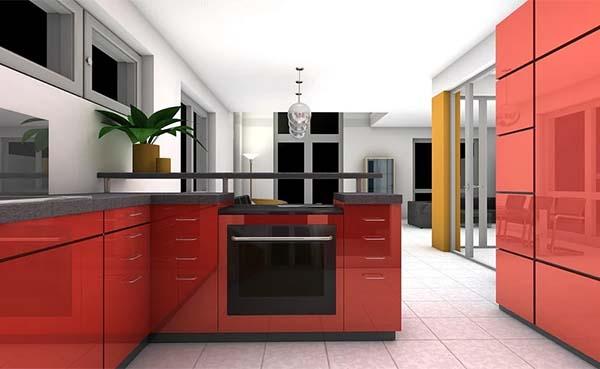 De keuken, het hart van de woning