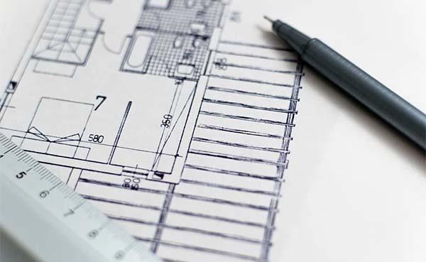 Bereken dit voor de aanvraag van bouwvergunningen