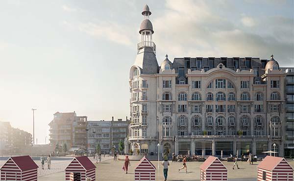 The Grand in Nieuwpoort: Puurheid en hedonisme