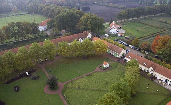 Wortel-Kolonie geplaatst op de UNESCO-Werelderfgoedlijst