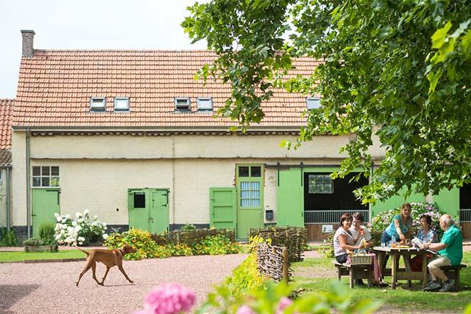 Wortel-Kolonie als eerste Belgisch cultureel landschap op de UNESCO-Werelderfgoedlijst