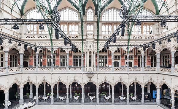 Open Monumentendag Antwerpen viert 800 jaar 't Stad