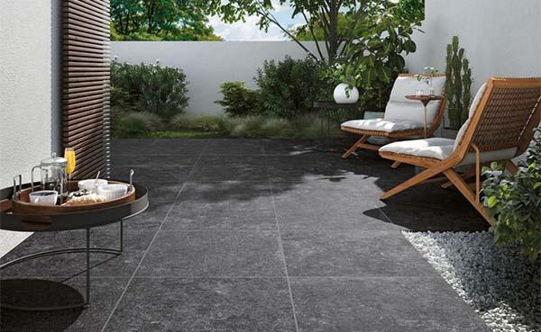 Puur genieten van je terras met keramische tuintegels