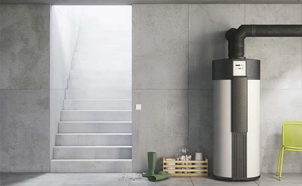 Voordelig warm water in huis met een warmtepompboiler