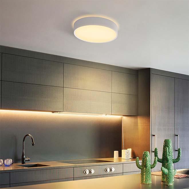 de Smart Round Ceiling Lamp Comfort van Innr
