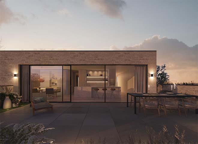 Lancering van het gloednieuwe woonproject 'Residentie Lino' in Herentals