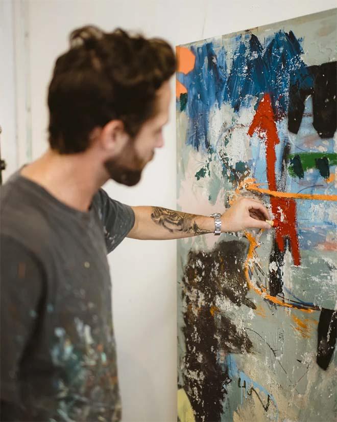 Kunst was nog nooit zo persoonlijk dankzij Samsung & Flamant