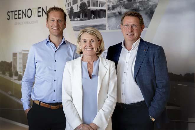 Projectontwikkelaar Steenoven krijgt nieuwe eigenaar