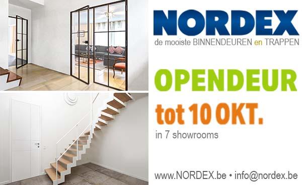 Ontdek mooie binnendeuren bij Nordex