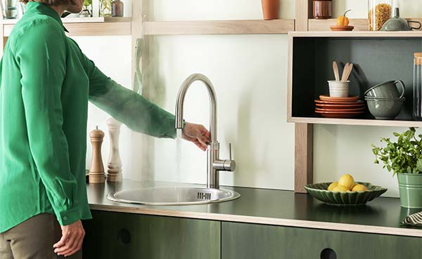 Online tool berekent hoeveel energie en water een Quooker bespaart