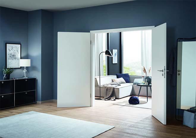 Hörmann breidt verder uit met kwalitatief assortiment van houten binnendeuren