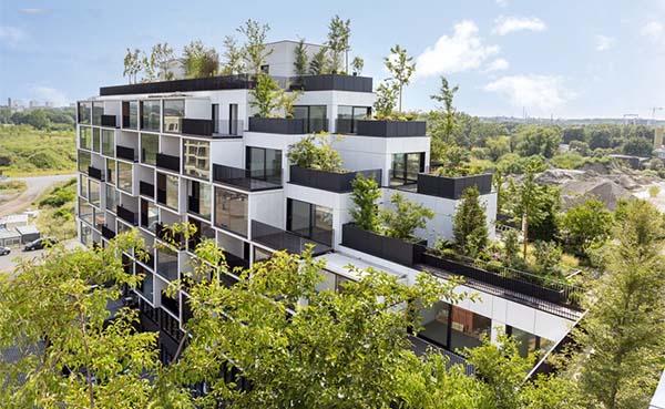 Wereldvermaarde architect Stefano Boeri huldigt Palazzo Verde officieel in