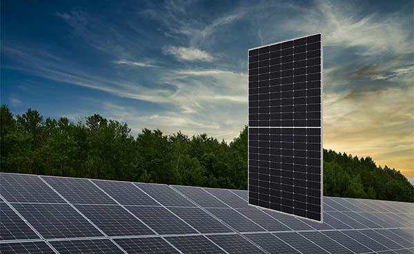 Sharp lanceert nieuw 540Wp project zonnepaneel