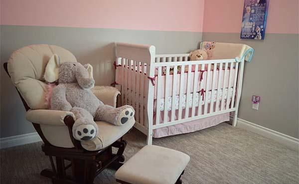 De leukste ideeën voor de muren van de kinderkamer?