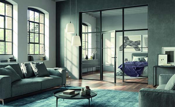 Hörmann zet trends voor binnendeuren in de kijker