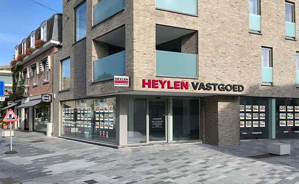 Heylen Vastgoed breidt activiteiten uit naar Limburg