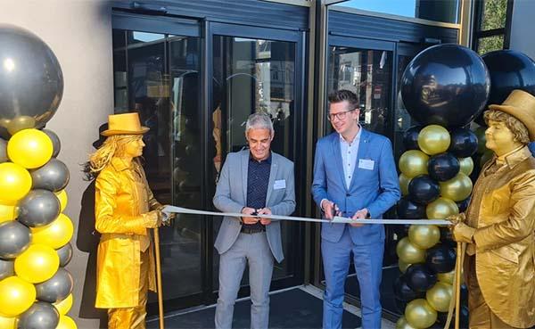 Stad Beringen opent officieel nieuw Stadhuis