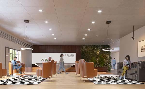 Hunter Douglas Architectural presenteert Concrete Veneer op Architect@Work