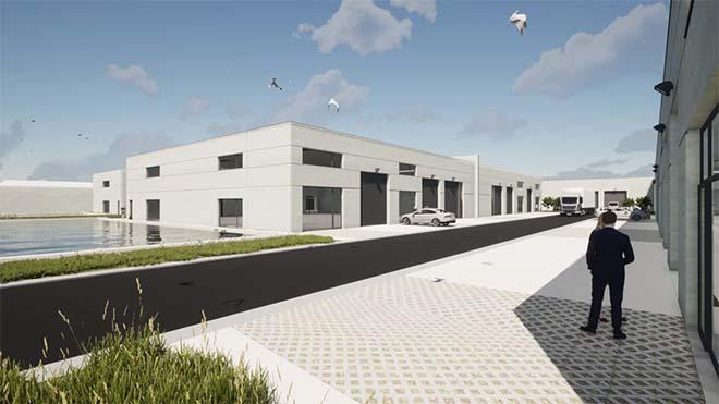 Koekjesfabriek maakt plaats voor 31 kmo-units