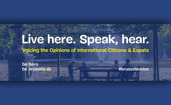 Internationale Brusselaars delen hun ideeën voor Brussel