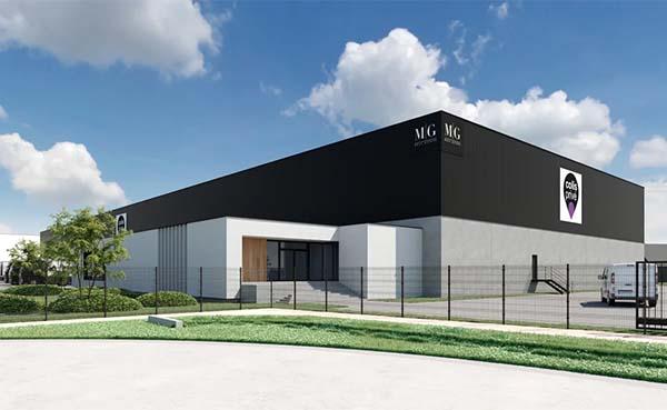 Nieuw logistiek centrum Colis Privé opent officieel de deuren in Willebroek