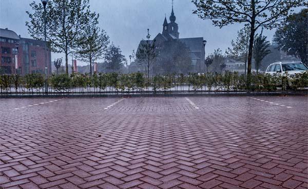 Hoe Vandersanden meewerkt aan klimaatadaptieve openbare ruimtes