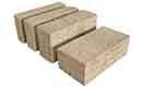 Kalkhennepblokken zijn betaalbaar en duurzaam alternatief