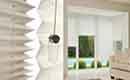 Plisségordijnen, goed voor licht en privacy